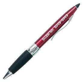 Printed Streamline Pen