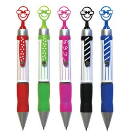 Striped Shirt Suave Pen