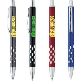 Imprinted Stud Pen