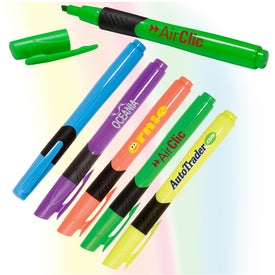 Sturdy Grip Highlighter for Promotion