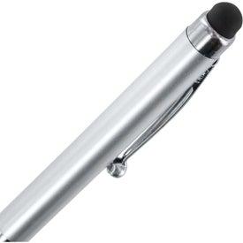 Monogrammed Stylus Grip Pen