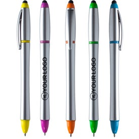 Stylus Highlighter Pen Combo for Your Company