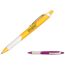 Summer Fun Grip Pen