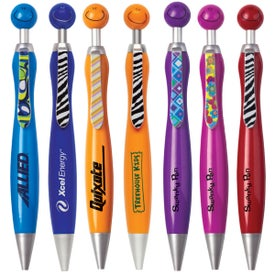 Swanky Pen (Tie Clip)