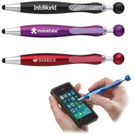 Swanky Stylus Pen with Your Slogan