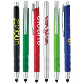 Logo Tech Stylus Pen