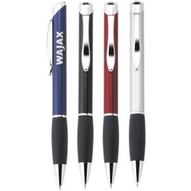 Tenor Ballpoint (Chrome Trim)