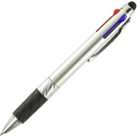 The Fab Multi-Ink Pen-Stylus for Advertising