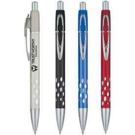 The Galleria Pen Imprinted with Your Logo