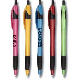 Gripped Slimster Pen (Colors)