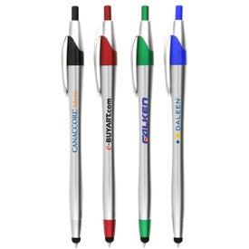 The Jasper Stylus Pen for Advertising