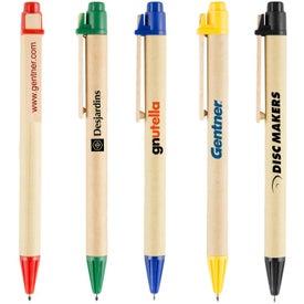 Branded The Madeira Pen