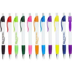 The Sierra Grip Pen (White)