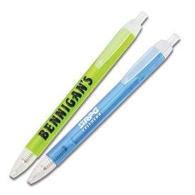 Thicker Clicker Pen