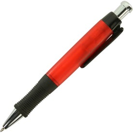Logo Translucent Ball Point Pens