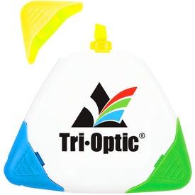 Custom TriMark Triangular Highlighter
