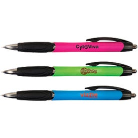 Tropic Grip Pens Printed with Your Logo