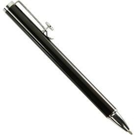 Twisty Metal Ball Point Pen