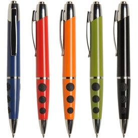 Personalized Vallejo XGC Pen