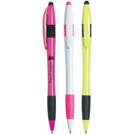 Personalized Viva Cap Action Pen