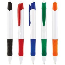Branded Promotional Velocity Pen