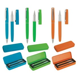 Ventis Ballpoint and Rollerball Set