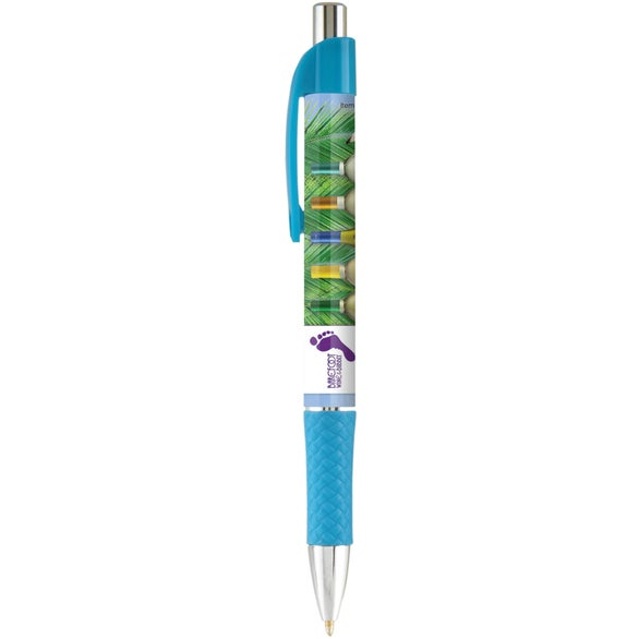 Light Blue Vision Elite Pen