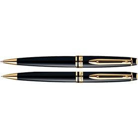 Branded Waterman Expert Ball Pen/Pencil Set