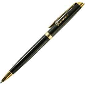 Company Waterman Hemisphere Black Ball Pen