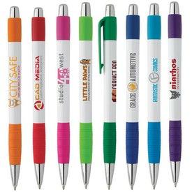 White Element Pen Giveaways