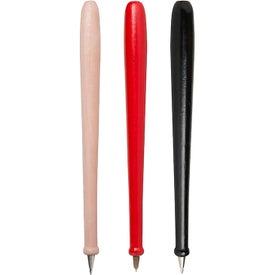 Wood Baseball Bat Pen