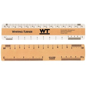 Architectural Double Bevel Rulers (3