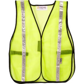 Xtreme Visibility Reflective Safety Vests (Unisex, Yellow)