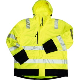XtremeDry Breathable Safety Rainjackets (Men''s)