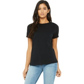 Bella+Canvas Relaxed Jersey Short-Sleeve T-Shirt (Women's)