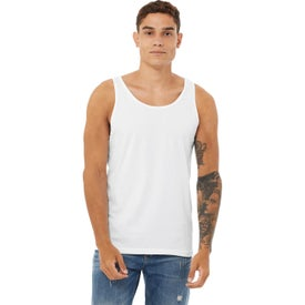 Bella+Canvas Unisex Jersey Tank Top (Men's)