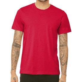 Bella+Canvas Triblend Short Sleeve T-Shirts (Men''s)