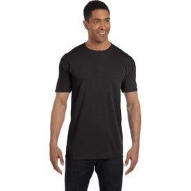 Comfort Colors Adult Heavyweight Pocket T-Shirt (Men's)