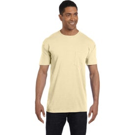 Comfort Colors Adult Heavyweight Pocket T-Shirts (Men''s)