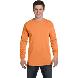 Comfort Colors Adult Heavyweight RS Long-Sleeve Shirts (Men's)