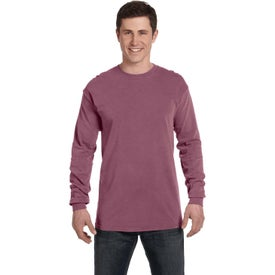 Comfort Colors Adult Heavyweight RS Long-Sleeve Shirts (Men''s, Colors)