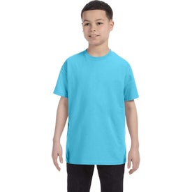 Hanes Authentic-T T-Shirts (Youth, Colors)