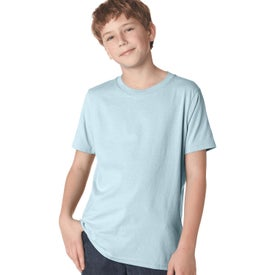 Next Level Cotton Crew T-Shirts (Youth, Colors)