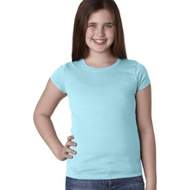 Next Level Girls Princess T-Shirts (Youth, Colors)