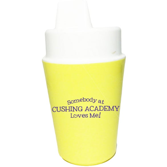 Yellow Juice Cup