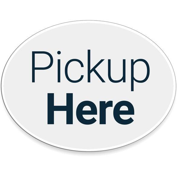 promotional 3 u0026quot  x 4 u0026quot  oval custom labels with custom logo
