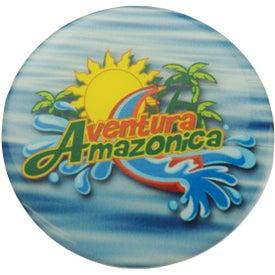 """Round Dome Sticker (1"""")"""