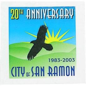 """Square or Diamond Repo! Vinyl Sticker (2"""")"""