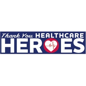 UNITE for The FIGHT Rectangle Bumper Sticker - Healthcare Heroes
