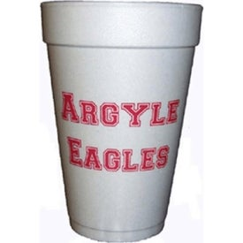 Styrofoam Hot or Cold Cups (16 Oz.)